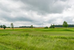 Landscape of a Golf Club in Arkona